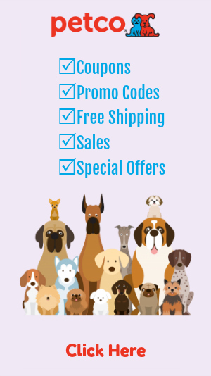 List of Petco Coupons, Deals and Promo Codes