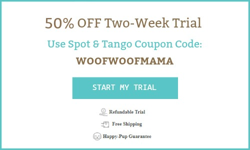 Spot and Tango coupon code