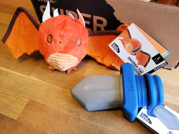 May Super Chewer Dog Toys Revealed