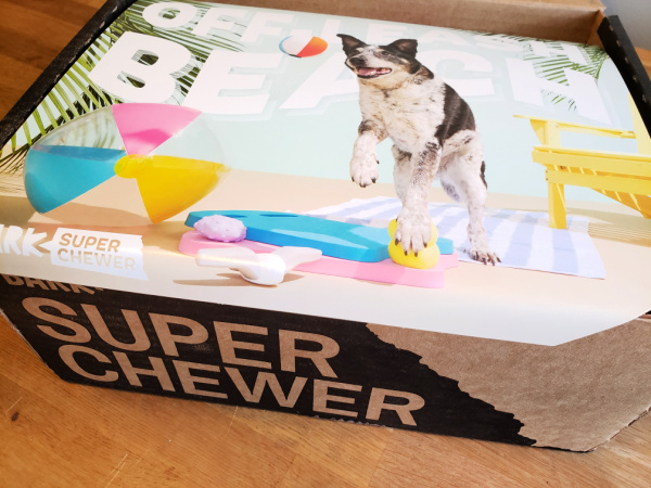 June Super Chewer Box Review